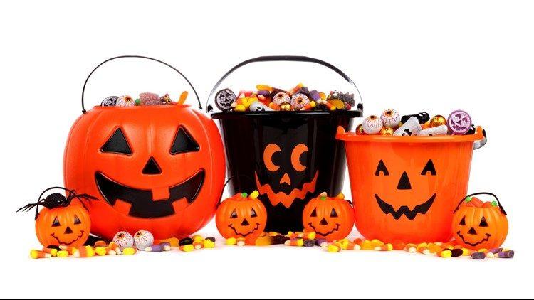 Interactive Halloween games